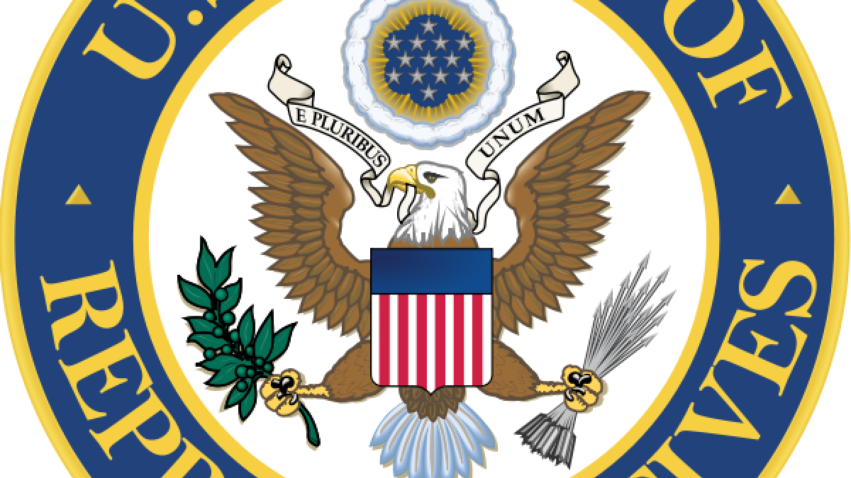 U.S House of Representatives Seal
