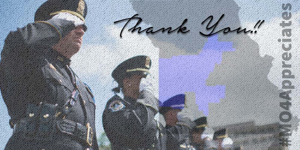 Thank an Officer Notes | Congresswoman Vicky Hartzler