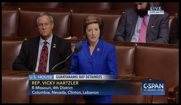 Hartzler votes to keep terrorists detained  aaa76f7a08001